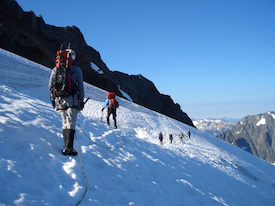 Eldorado Peak is a classic in the heart of the North Cascades.
