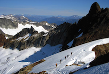 Alpine Mountaineering & Technical Leadership