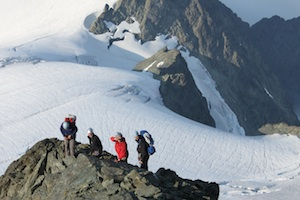 Guided Alpine Climbing in the Cascades