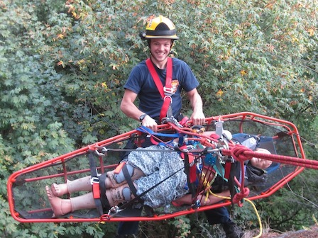 Technical Rope Rescue Level I Operations
