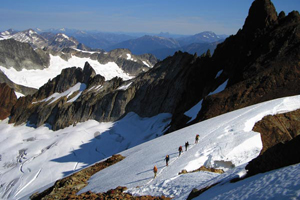 Alpine Mountaineering and Technical Leadership, Part 1