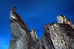 Guided Alpine Rock Climbing in the North Cascades