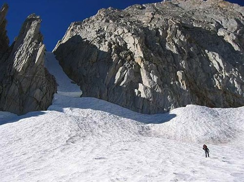 North Couloir of North Peak