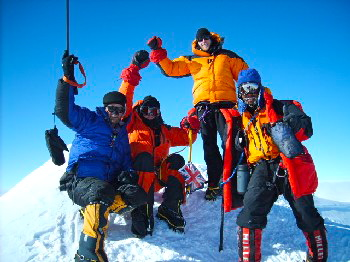 Vinson - Summit Team
