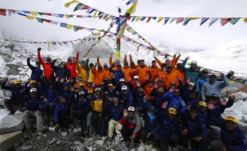Everest Team