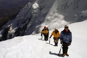 Bolivia - Illimani Expedition