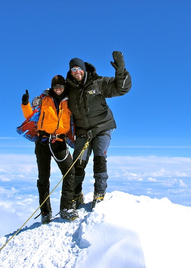 Successful summit on Denali