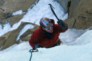 Guided Ice Climbing in the Eastern Sierra