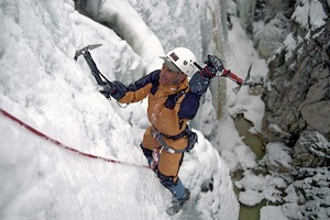 Guided Ice Climbing in Ouray, Colorado