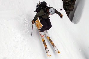 Guided Backcountry Skiing & Snowboarding in the Cascades