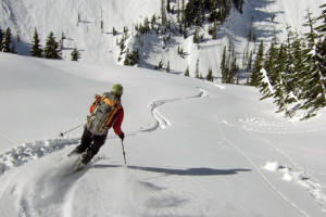 Backcountry Ski Course with Avalanche 1 Training