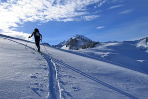 Backcountry Skiing - Advanced