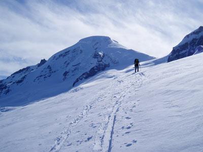 Ski Mountaineering Course American Alpine Institute