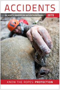 Accidents In NA Mountaineering Cover
