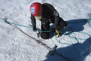Glacier Skills and Crevasse Rescue