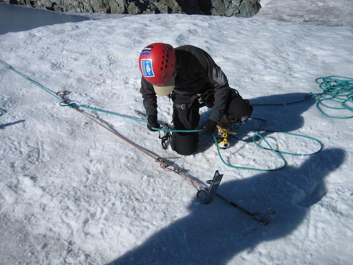 Crevasse Rescue Courses | American Alpine Institute
