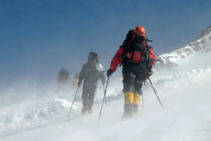 Mountaineering Instructor Professional Training Program