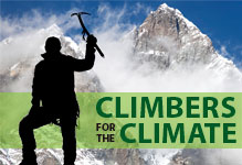 Climbers For The Climate
