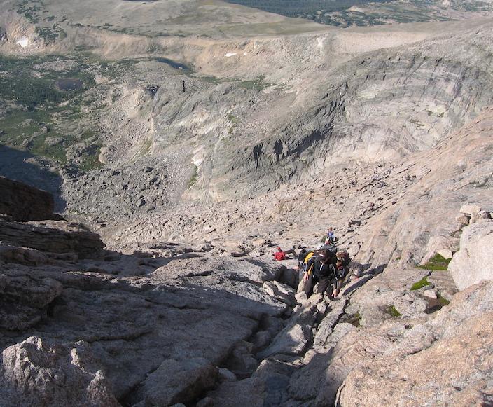 Longs Peak Hiking & Climbing | American Alpine Institute