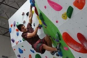 AMGA Climbing Wall Instructor