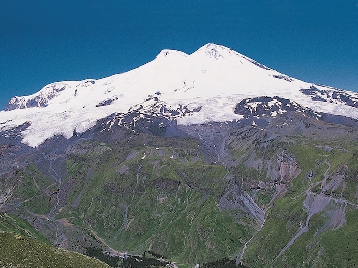 Guided Mount Elbrus Climbing Expedition  American Alpine Institute