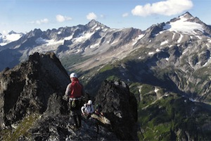 The Ptarmigan Traverse - Technical Backpacking and Climbing