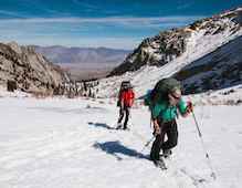Sierra Winter Mountaineering