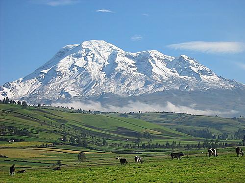 Guided Chimborazo Climb