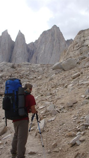 Mt Whitney, BP