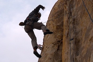 Learn to Lead - Trad Rock Climbing Leadership