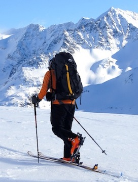 backcountry skiing american alpine institute rh alpineinstitute com alpine guides ski touring Alpine Touring Package