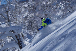 Hokkaido Guided Backcountry Skiing