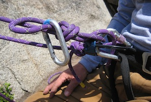 Technical Self-Rescue for Climbers
