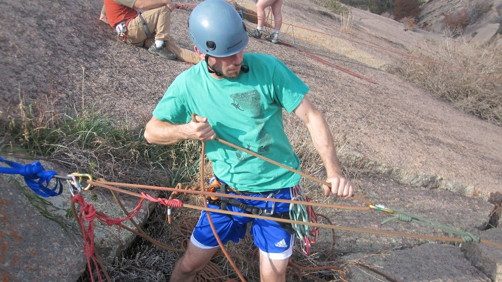 Technical Self Rescue For Climbers