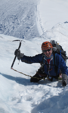 How to learn winter mountaineering