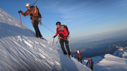 Alpine Mountaineering And Technical Leadership Part 2