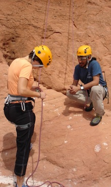 Our guides offer expert instruction no matter what your skill level.
