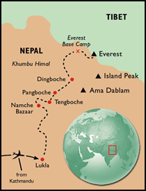 Everest - Map