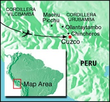 Cuzco Tour - Map