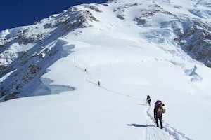 Denali Expedition - West Rib