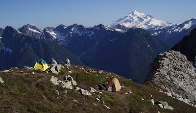 The Ptarmigan Traverse is a classic alpine journey that crosses some of the most wild and remote terrain in the North Cascades