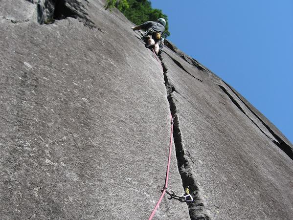 Pacific Northwest Rock Climbing Index