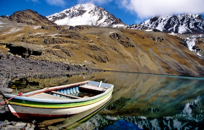 The Bolivian scenery leaves a lasting impact on those that are lucky enough to visit.